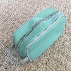 GUC Sephora Cosmetic Bag Aqua Blue